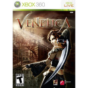 Venetica Video Game for Microsoft Xbox 360