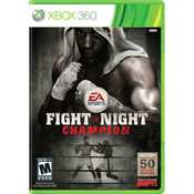 Fight Night Champion Video Game for Microsoft Xbox 360