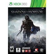 Middle Earth Shadow of Mordor Video Game for Microsoft Xbox 360