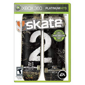 Skate 2 Video Game for Microsoft Xbox 360