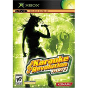 Karaoke Revolution Party Video Game for Microsoft Xbox