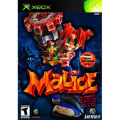 Malice Video Game for Microsoft Xbox