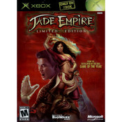 Jade Empire Limited Edition Video Game for Microsoft Xbox