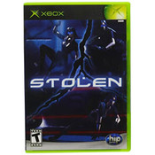 Stolen Video Game for Microsoft Xbox