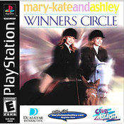 Mary-Kate and Ashley Winners Circle Video Game for Sony PlayStation