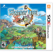 Fantasy Life Video Game for Nintendo 3DS