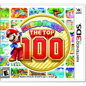 Mario Party The Top 100 Video Game for Nintendo 3DS