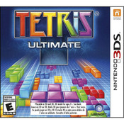 Tetris Ultimate Video Game for Nintendo 3DS