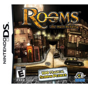 Rooms: The Main Building  Video Game for Nintendo DS