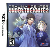 Trauma Center Under the Knife 2 Video Game for Nintendo DS