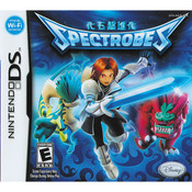 Spectrobes Video Game for Nintendo DS
