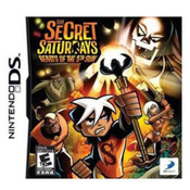 Secret Saturdays Beasts of the 5th Sun Video Game for Nintendo DS