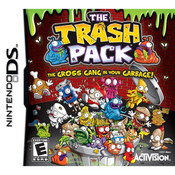 Trash Pack Video Game for Nintendo DS
