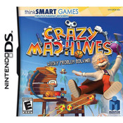Crazy Machines Video Game for Nintendo DS