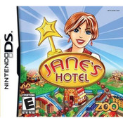 Jane's Hotel Video Game for Nintendo DS