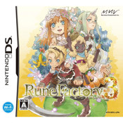 Rune Factory 3 Video Game for Nintendo DS