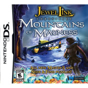 Jewel Link Chronicles Mountains of Madness Video Game for Nintendo DS