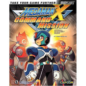 Mega Man X Command Mission - Brady Games Strategy Guide