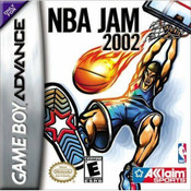 Complete NBA Jam 2002 Video Game for GBA