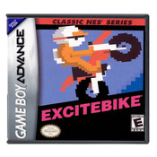 Complete Excitebike Classic Video Game for GBA