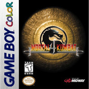 Complete Mortal Kombat 4 Video Game for GBC