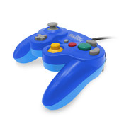 New Blue on Blue Replica Controller - GameCube / Wii