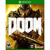 Doom Video Game Microsoft Xbox One
