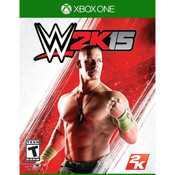 WWE 2K15 Video Game for Microsoft Xbox One