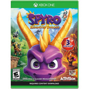 Spyro Reignited Trilogy Video Game for Microsoft Xbox One