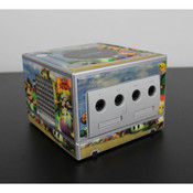 GameCube Smash Bros. Skin Player Pak w/ Super Smash Bros. Melee