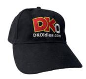 DKOldies Embroidered Cap