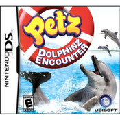 Petz Dolphinz Encounter Video Game for Nintendo DS