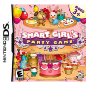 Smart Girl's Party Game Video Game for Nintendo DS