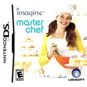 Imagine Master Chef Video Game for Nintendo DS
