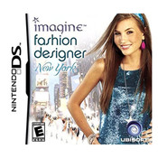 Imagine Fashion Designer New York Video Game for Nintendo DS