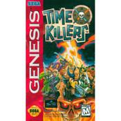 Complete Time Killers - Genesis Game