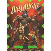 Onslaught Video Game for Sega Genesis