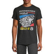 Mario Kart Racing Team - Officially Licensed T-Shirt