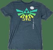 Legend of Zelda Gradient Crest - Officially Licensed T-Shirt