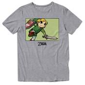 Legend of Zelda Toon Link - Officially Licensed T-Shirt