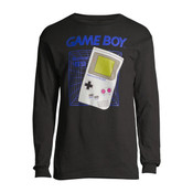 Original Game Boy - Officially Licensed Long-Sleeved T-Shirt