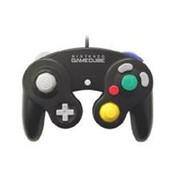 Original GameCube/Wii Black Controller - Discounted