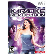 Karaoke Revolution Video Game for Nintendo Wii
