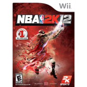 NBA 2K12 Video Game for Nintendo Wii