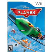 Planes Video Game for Nintendo Wii