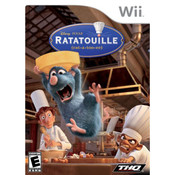 Ratatouille Video Game for Nintendo Wii