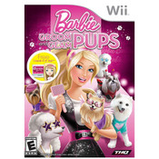 Barbie Groom and Glam Pups - Wii Game