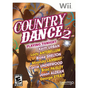 Country Dance 2 - Wii Game