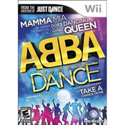 ABBA You Can Dance - Wii Game