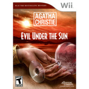 Agatha Castle Evil Under the Sun - Wii Game